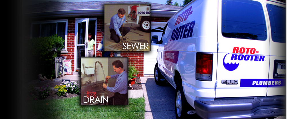 Roto Rooter Sewer & Drain Cleaning Service